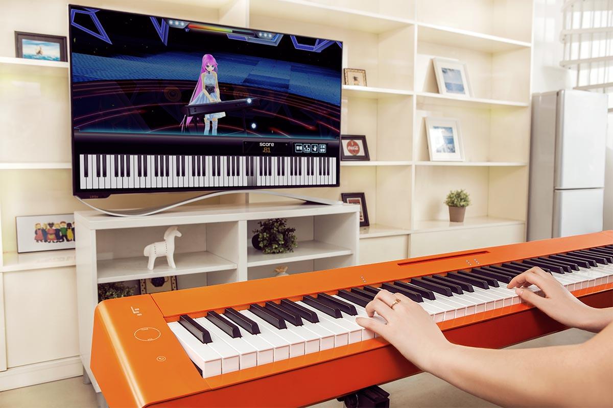 乐视智能钢琴